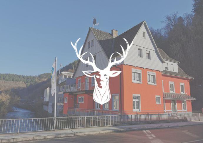 Renditestarkes Mehrfamilienhaus mit Gewerbe in Top Lage in Zell zu verkaufen