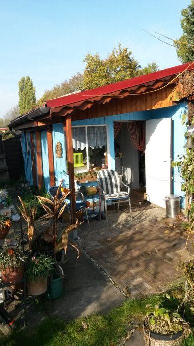 Süßes Wochenendhaus mit Potenzial in zentraler Lage in Spandau!