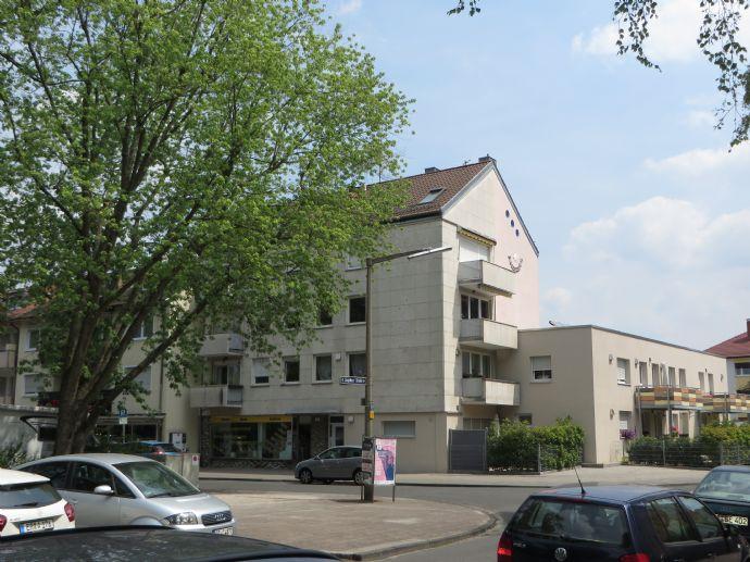 Große und gemütliche Dachgeschosswohnung