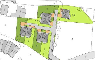 Letzte freie Bauplätze in Heidenau - 407m² für Ihre Doppelhaushälfte