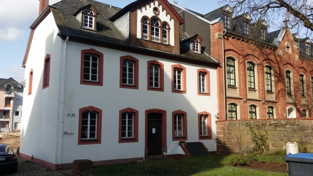 Tolles WG-Zimmer in einzigartigem Haus im Zentrum von Trier