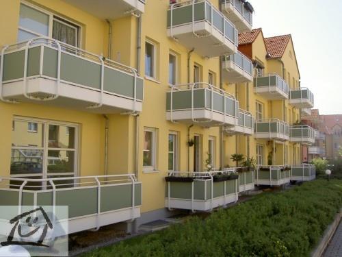 3Raumwohnung mit Balkon und Hobbyraum in gepflegter Wohnanlage- Tiefgarage