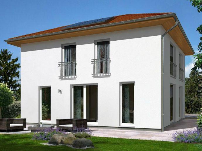 Stadthaus auf Grundstück mit Feldblick in Edemissen