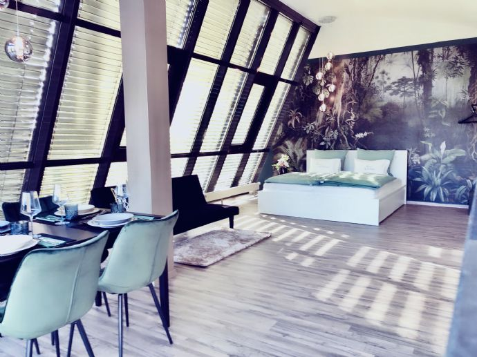 Exklusives Loft-Apartment mit spektakulärem Ausblick