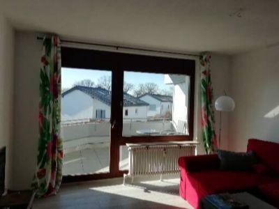 PRIVAT Komplett möbilierte 2 Zimmer Wohnung für Einzelperson in Stuttgart-Riedenberg