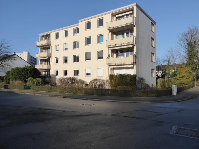 Helle 3-Zimmer-Wohnung in kleiner Wohnanlage in Horn-Lehe