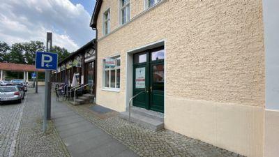 Bad Saarow Ladenlokale, Ladenflächen