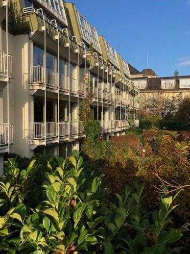 Gut geschnittene 3,5-Zimmer-Maisonette-Wohnung mit tollem Ausblick in BONN-BAD GODESBERG / MEHLEM
