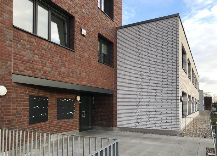 2-Zimmer-Wohnung am Klukkerthafen in Nordhorn!