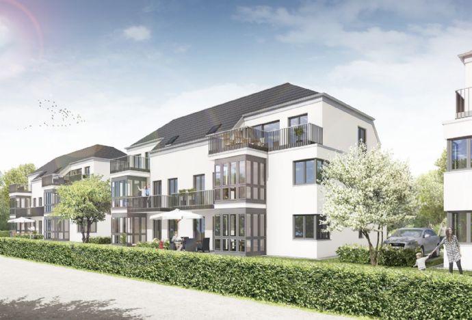 Neubau: 3 Zimmer Terrassenwohnung - Nähe Rittbrook -