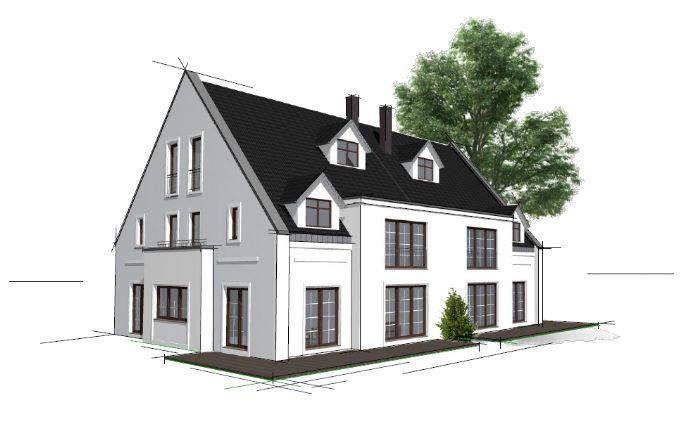Großzügige Doppelhaushälfte mit luxuriöser Austattung in bester Lage von Rissen fußläufig vom Elbstrand
