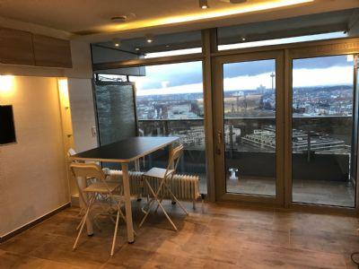 Sanierte 1-Zimmer-Wohnung mit Balkon und EBK in Sülz, Köln