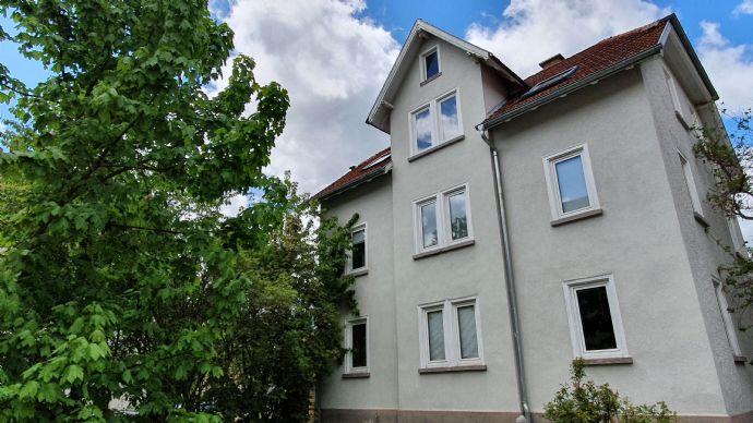 EBINGEN zentrumsnah 4-Zimmer Wohnung mit Garten