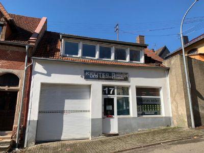 Friedrichsthal, Gewerbeobjekt, guter Zustand