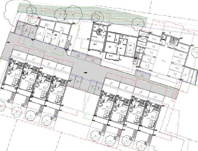 Bauprojekt mit 8 Häusern und 5 Wohnungen plus Bestandshaus in wunderschöner Hanglage im Fürther Landkreis