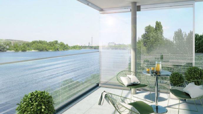 3-Zimmer-Wohnung mit 95,42 m² Wfl. im 1. Stock