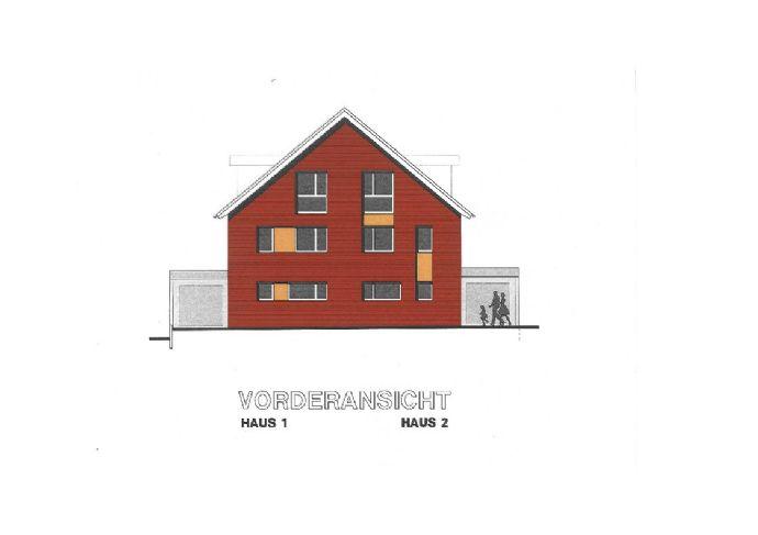 Ihr neues Zuhause! Komfortable Doppelhaushälften mit Einstellplatz und Garten