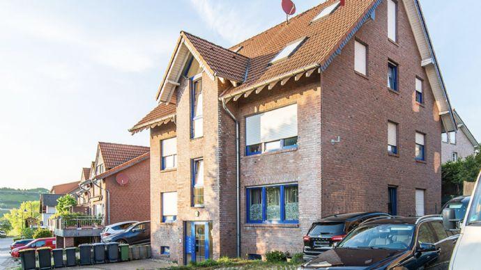 Voll möblierte exclusive und wunderschön gepflegte maisonette Wohnung mit Naturblick in Langerwehe