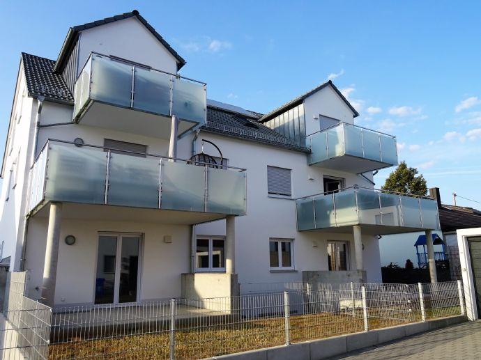 2-Zimmer-Dachgeschosswohnung in Gerolfing