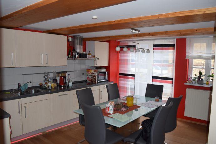 Melsungen Innenstadt 3-Zimmer-Wohnung mit Einbauküche und Balkon zu vermieten