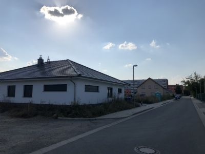 """Baugebiet """"Vor der Aue"""" in Aschersleben, bereits über 60% verkauft"""