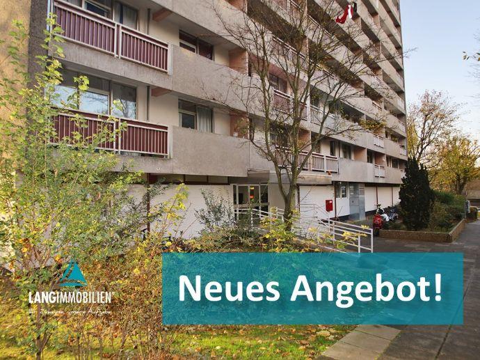 ++ 2 Zimmer-Wohnung mit Balkon am Frankfurter Berg ++