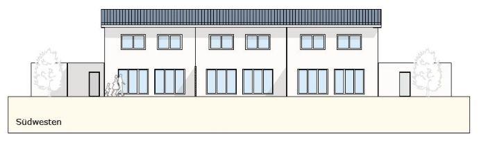 NEUBAU! Modernes Reihenmittelhaus incl. Garage und Anschlusskosten in Teublitz/Katzdorf Provisionsfrei