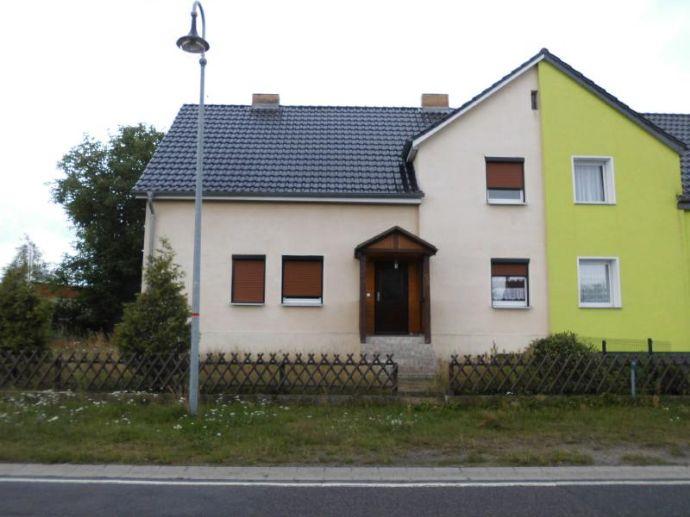 Uebigau-Wahrenbrück - Doppelhaushälfte