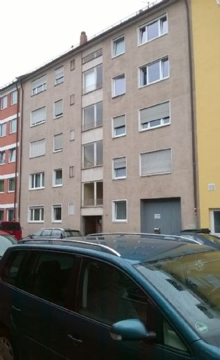 3 Zimmer Wohnung in Nürnberg (Lichtenhof)