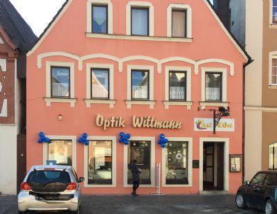 Weißenburg Ladenlokale, Ladenflächen
