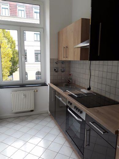 geräumige 2-Raum-Wohnung mit EBK