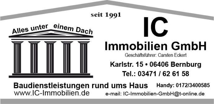 3-Raumwohnung Bernburg
