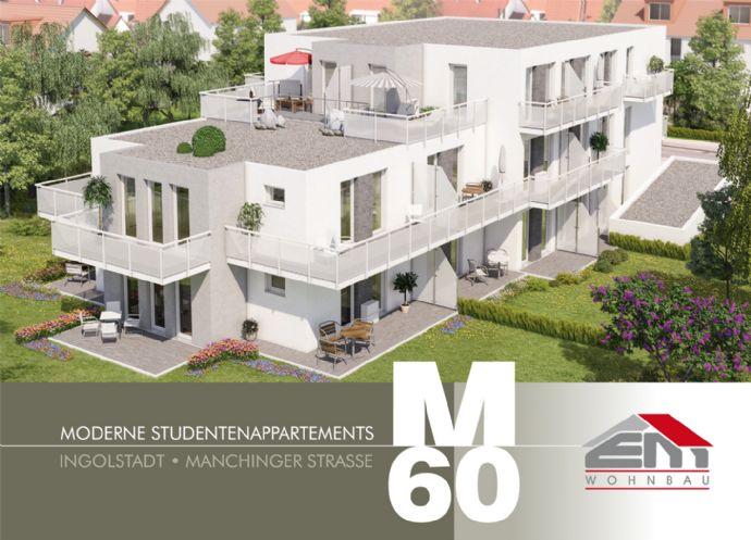 Moderne Studentenappartements