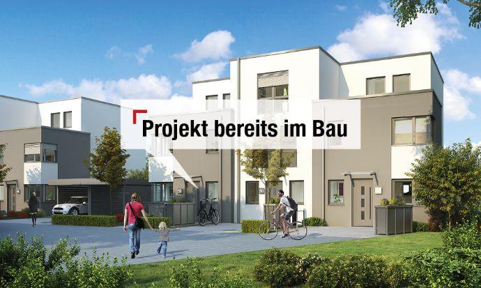 Jetzt neues Familienzuhause sichern: Geräumiges Reihenmittelhaus im Neubau-Projekt