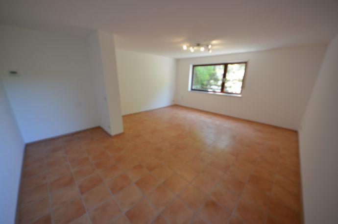 Praktische 1-Zimmer-Wohnung mit Einbauküche und Stellplatz