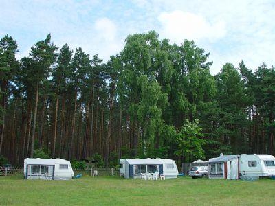 Feriencamp Trassenheide / Caravan