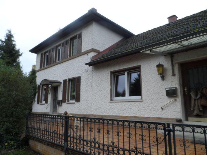 Ehemaliges Forsthaus in Gießen