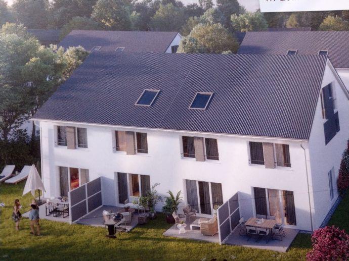 Neubau-Reihenmittelhaus mit Terrasse in Überlingen am Ried