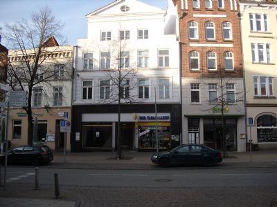 Lübeck Ladenlokale, Ladenflächen