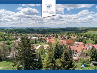 Schön Wohnen - Baugrundstück mit traumhaftem Fernblick von Erfurt
