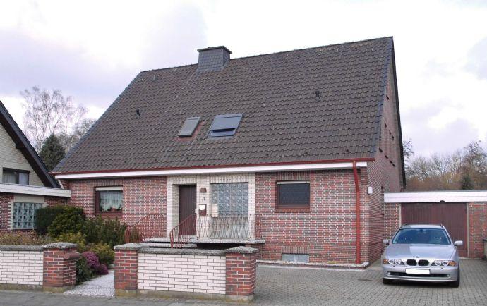 Seltene Gelegenheit - Großzügiges Zweifamilienhaus/Mehrgenerationenhaus direkt in Xanten