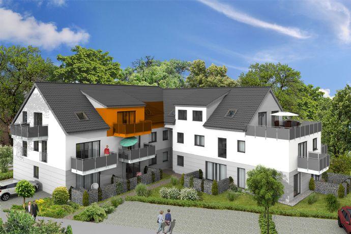W12 - Neubau 2-Zimmer DG-Wohnung mit ca. 56,51 m² in Lippstadt Cappel (Whg 12)