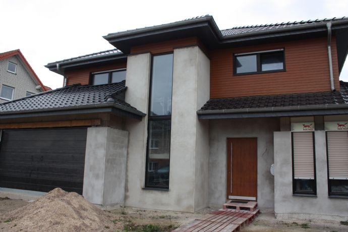 Moderner Neubau im Toskana-Stil in Bad Essen