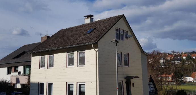 Teils. Mehrfamilienhaus in Lauchröden bei Eisenach mit Entwicklungspotenzial zu verkaufen