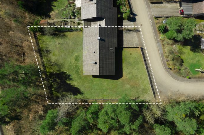 Nähe Ingolstadt: Großzügiges Haus mit großem und sonnigem Grundstück in idyllischer Lage