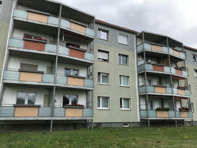 Schicke 3-Raumwohnung mit großem Balkon