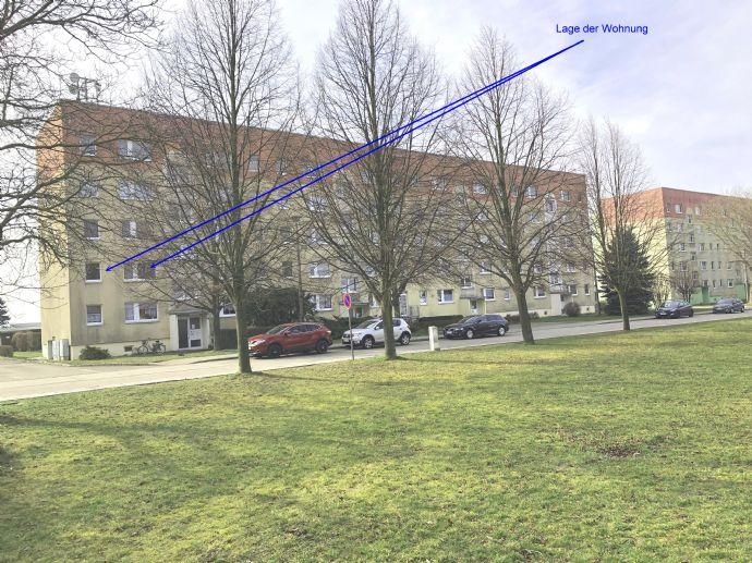 3-Zimmer-Wohnung in Nachterstedt, Stadt Seeland