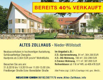Nieder-Wöllstadt Häuser, Nieder-Wöllstadt Haus kaufen