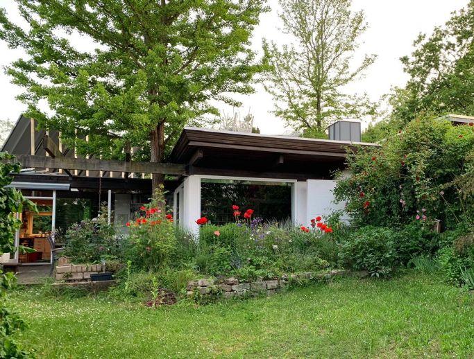 Wohnen und Arbeiten im Bauhaus-Bungalow