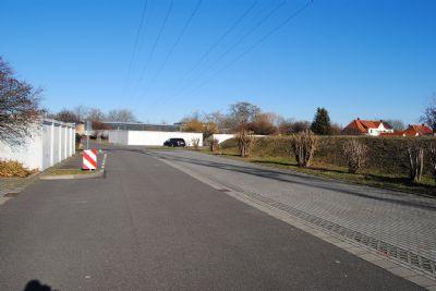 Markranstädt Garage, Markranstädt Stellplatz